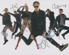 FITZ AND THE TANTRUMS The Walker More than Just a Dream Signed 8X10 Photo C