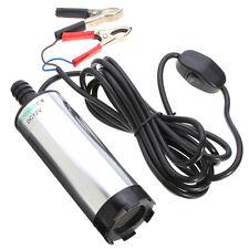 Petróleo líquido Combustible Diesel Bomba De Agua Dc 12v Bomba de transferencia de agua aceite Fluido repostar P2