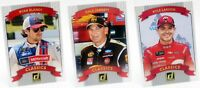 2018 Donruss Classics Insert Set Singles NASCAR Auto Racing Trading Sports Cards