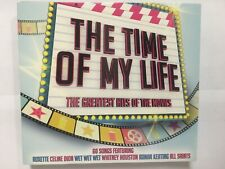 The Time Of My Life CD Whitney/Celine Dion/Wet Wet Wet/Ronan... VG BW10