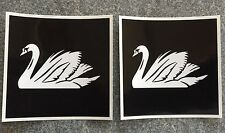 MILITARY LAND ROVER ARMY 30 Signal Regiment Decals X2