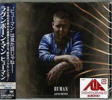 Rag 'N' Bone Man-Human-Japan CD Bonus Piste Ltd / Édition E78