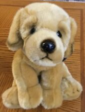 NWT Ganz Heritage Collection Yellow Lab 12 inch - Stuffed Animal Plush Toy