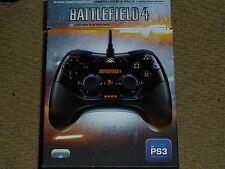 SONY PLAYSTATION 3 PS3 Ufficiale Battlefield 4 cablato USB CONTROLLER NUOVO! GIOCO Pad