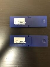 Crump Life Insurance Services Phone Holder Lot Of 2 New Plastic
