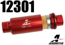 AEROMOTIVE 12301 FILLTER IN LINE10 MICRON FABRIC FREE USA Shipping look!
