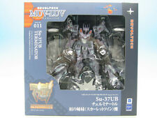 [FROM JAPAN]REVOLTECH Muv-Luv Alternative Series 011 Su-37UB Terminator Scar...
