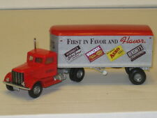 "#H53100 Diecast AHL Hershey""s Peterbilt 260  Delivery Truck,1:64 Scale."