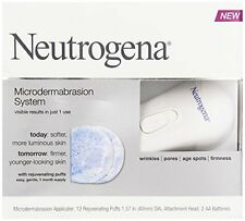 4 Pack - Neutrogena Cleansing Microdermabrasion System 1 Each