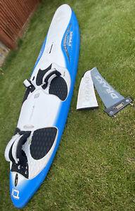 STARBOARD CARVE 101 Windsurfing Board