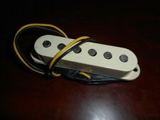 NEW Fender Middle Pickup For Select Series Strat - AGED WHITE, 009-8978-030