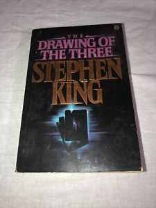 Dark Tower: The Drawing of the Three Bk. 2 by Stephen King (1989, Paperback)