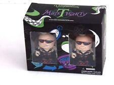 "New Disney Limited Ed. 3"" Vinylmation Mad T Party Tweedle Dee & Tweedle Dum Nib"