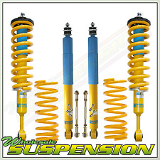NISSAN NAVARA NP300 True 50mm 2 inch BILSTEIN & COIL SPRINGS HEAVY DUTY LIFT KIT