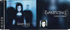 "EVANESCENCE ""GOING UNDER"" MEGA RARE PROMOTIONAL CD SINGLE"