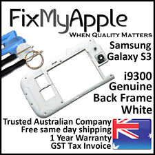 Samsung Galaxy S3 i9300 White Back Housing Frame Camera Lens Cover Replacement