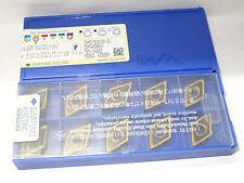 10 new SUMITOMO ELECTRIC DNMG 433-EEX AC630M Carbide Turning Inserts 150412N-EX