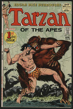 TARZAN #207, 1972, DC Comics - 1st DC Issue