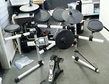 Simmons SD5X Electronic Drum Set 60750-2 LOCAL PICK UP ONLY   PLEASE READ