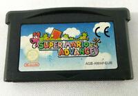 Jeu Game Boy Advance GBA en loose Super Mario Advance EUR  Envoi rapide et suivi