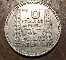 PIECE DE 10 FRANCS TURIN 1948 (181)