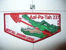 OA Aal Pa Tah 2016 S-4 Best All Around Lodge Flap, Color, Gulf Stream Council,FL