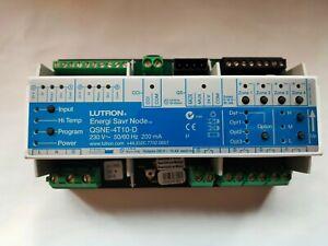 LUTRON QSNE-4T10-D module Energi Savr Node