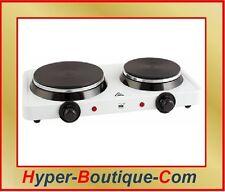 MIA-Germany - KP 8505 N - Plaque de cuisson électrique Double - 2500 Watts