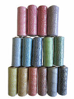 Bakers Twine Cotton String For Crafts 4 Ply Coloured Striped Gift Wrapping