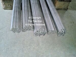 Steel bar 4mm dia 1mt long steel rod Straightened wire UK The TrapMan