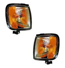 PAIR Corner Lights - Driver & Passenger Side - Fits Isuzu Rodeo / Honda Passport