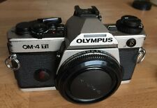 Professional  Olympus OM-4Ti Film Camera Body - tested in Full Working Order