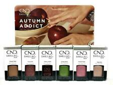 CND Shellac   AUTUMN ADDICT COLLECTION FALL 2020 NEW!