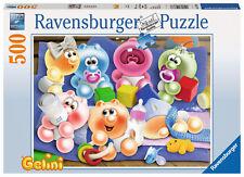 Ravensburger 14787-Gelini Baby, 500 piezas del rompecabezas, nuevo/en el embalaje original