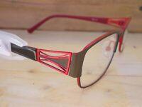 Monture lunettes de vue femme Eva Sweet EST1319 état neuf REF 104