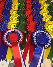 Complete Show Pack - 10 Sets 1st-4th  + Champion/Reserve Champion Rosette