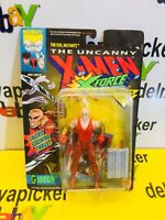 GIDEON- THE UNCANNY X-MEN- X-FORCE- EVIL MUTANTS- MARVEL- TOYBIZ 1992- NIP