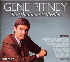 Platinum Collection by Gene Pitney (CD, Sep-2006, 3 Discs, EMI Music Distribution)