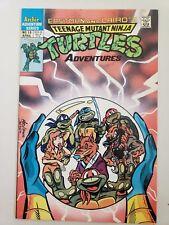 TEENAGE MUTANT NINJA TURTLES ADVENTURES #19 (1990) ARCHIE COMICS TMNT!