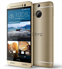 "5"" Unlocked HTC One M9 32GB 20MP 4G LTE Android WIFI Mobile Phone - Amber Gold"