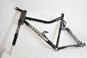 CANNONDALE SCALPEL mountain frame and LEFTY fork ! first generation !