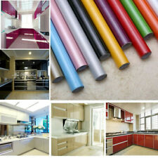 Self Adhesive Wallpaper Wall Sticker Mural Home Kitchen Furniture Contact Paper