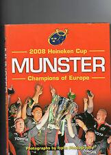 MUNSTER RUGBY - 2008 HEINEKEN CUP CHAMPIONS OF EUROPE - IRELAND
