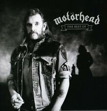MOTORHEAD THE BEST OF 2 CD ( Very Best Of / Greatest Hits)