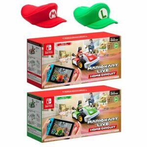 Mario Kart Live Home Circuit Edition Mario Luigi (Nintendo Switch) GAMEXTC