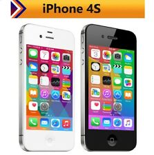 Unlocked Original Apple iPhone 4S Unlocked Cell Phone Dual Core 16GB  5.0MP