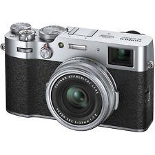 Fuji Fujifilm X100V (Silver) w/64GB SDXC Card *NEW* *IN STOCK*