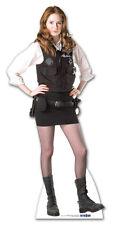 Doctor Who Amy Pond Karen Gillan police femme ajouré