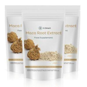 Maca Root Powder 1000mg Tablets Sexual Health, Libido, Lepidium Meyenii - Vegan