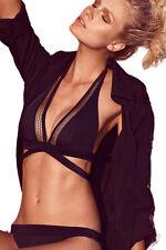 Costume Da Bagno Bikini Lacci retato Brasiliano slim sling Swimwear Swimsuit XL